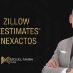 Zillow Zestimates Inexactos